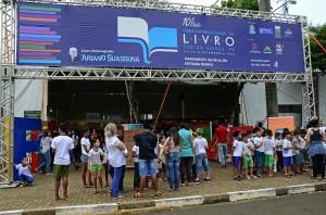Feira do Livro - Foto Marcos Labanca