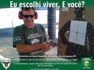 Oliveirinha-Eu escolhi viver