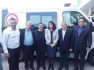 Ambulancia Claudia