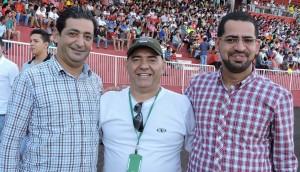 Yassine e embaixador Oman