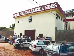 Cadeia Laudemir Neves